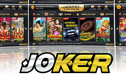 Sejarah Singkat Provider Game Slot Joker123 Online